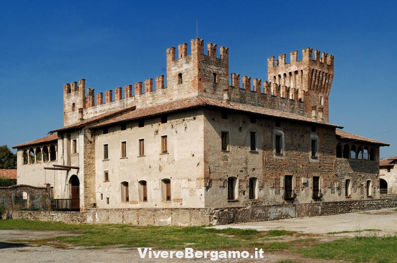 Castello di Malpaga Cavernago