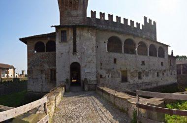 Ponte Castello di Malpaga Cavernago