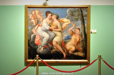MACS - Museo d'Arte e Cultura Sacra romano di lombardia dipinti