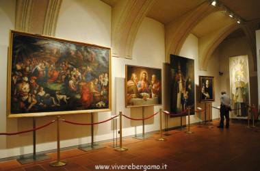 esposizione MACS - Museo d'Arte e Cultura Sacra romano di lombardia