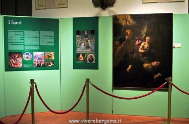 i santi MACS - Museo d'Arte e Cultura Sacra romano di lombardia