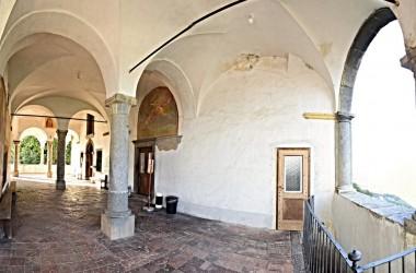 Interno Interno Santuario San Patrizio Colzate