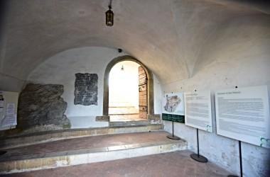 Sale Interno Santuario San Patrizio Colzate