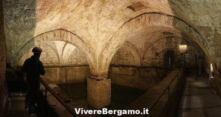 Le Cannoniere di San Michele Bergamo Sotterranea