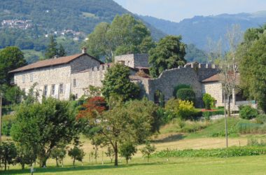 Castello di Monasterolo al Castello Bg
