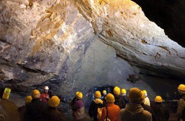Escursioni alle Miniere di Dossena