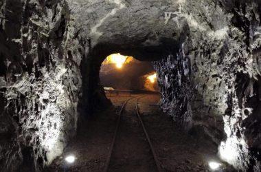 Galleria dei sospiri Miniere di Dossena